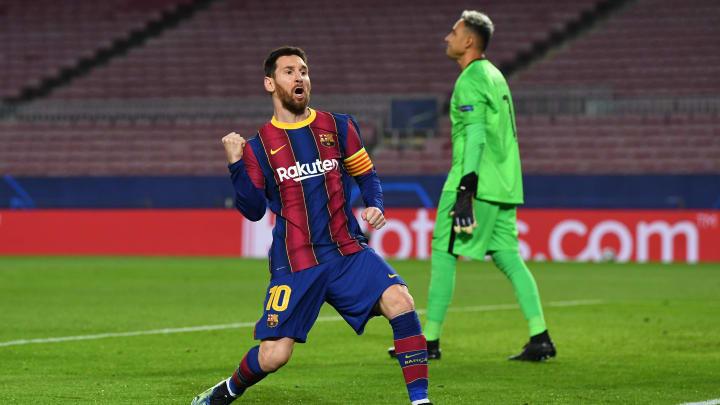 Messi, el mejor argentino en la historia del Barcelona
