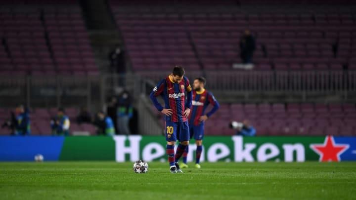 Lionel Messi tem contrato com o Barcelona apenas até o final da temporada. Camisa 10 é ventilado no PSG.