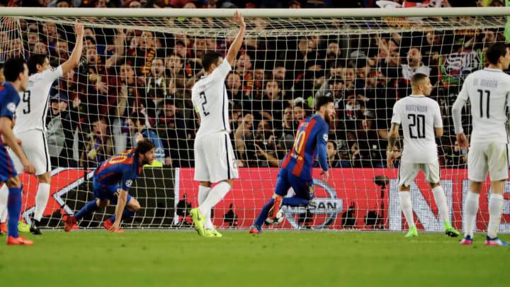 Lionel Messi, Sergi Roberto