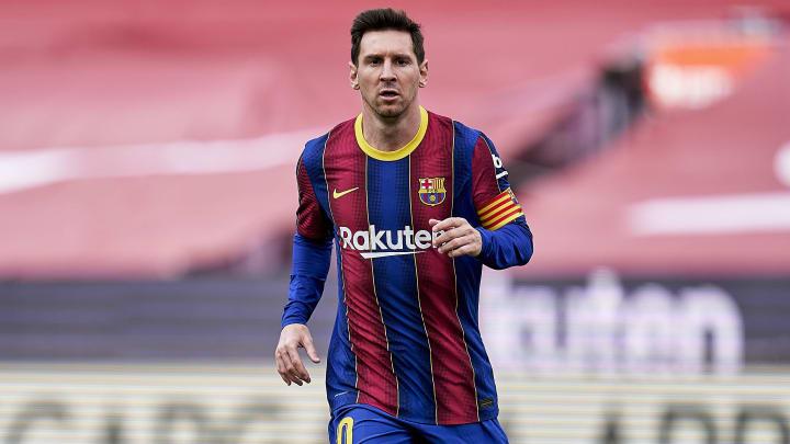 Inter Miami want Lionel Messi