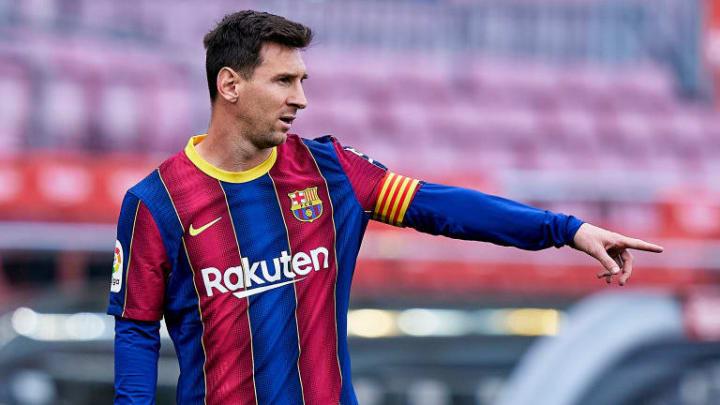 Lionel Messi Barcelona Mercado