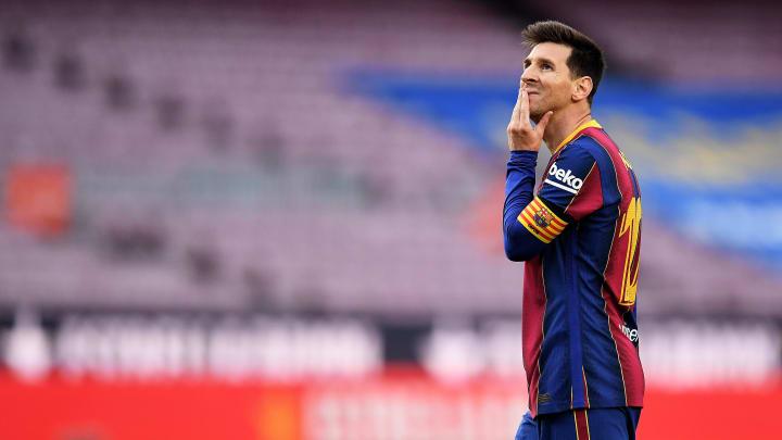 Lionel Messi has left Barcelona