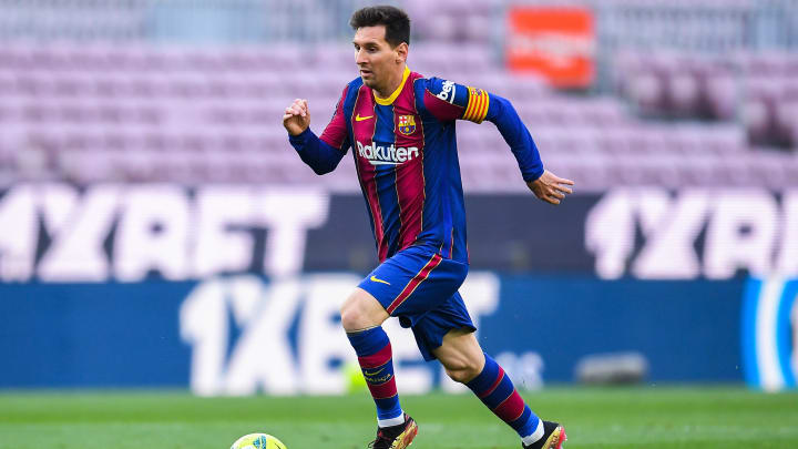 Bleibt dem FC Barcelona erhalten: Lionel Messi