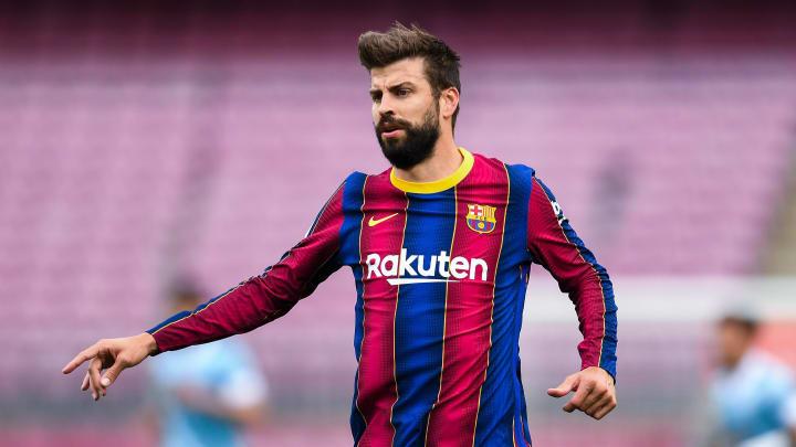 Comme d'autres cadres, Gerard Piqué est sur la sellette au Barça