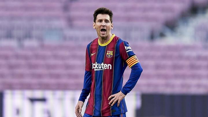 Lionel Messi verlässt Barca