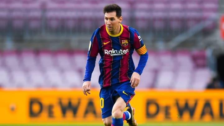 Lionel Messi Barcelona Contrato Novela