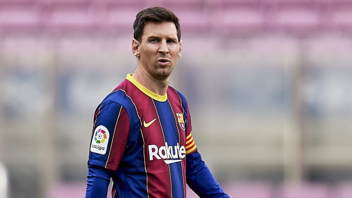 Lionel Messi has fully agreed his new contract with Barcelona