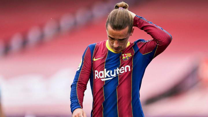 Antoine Griezmann Barcelona Mercado