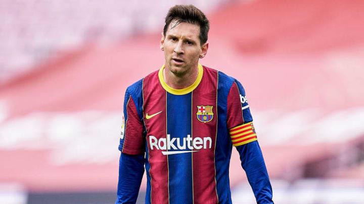 Lionel Messi reste au FC Barcelone.