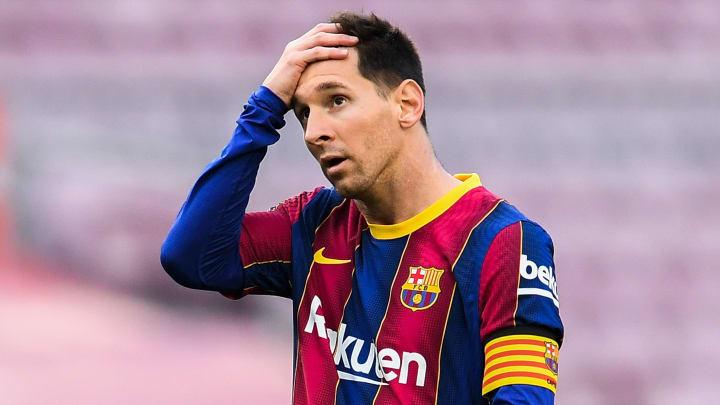 Renovação contratual de Messi não aconteceu, e o camisa 10 não defende mais as cores do Barcelona