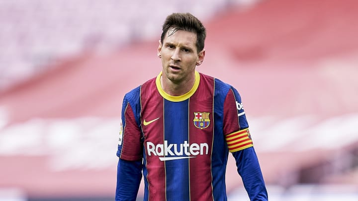 Lionel Messi further away from Barcelona contract renewal