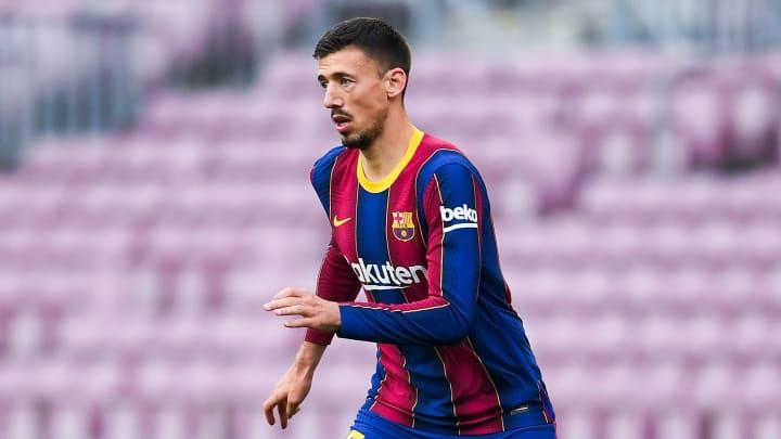 Clement Lenglet könnte Barca gen Rom verlassen