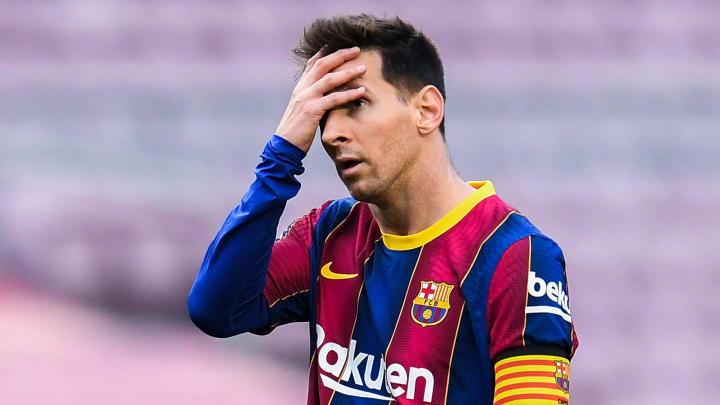 Messi permanece sem contrato no momento | FC Barcelona v RC Celta - La Liga Santander
