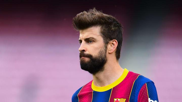 Pique will stay at Barcelona next season