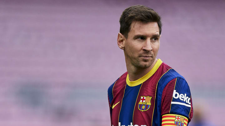 Messi ainda está livre no mercado