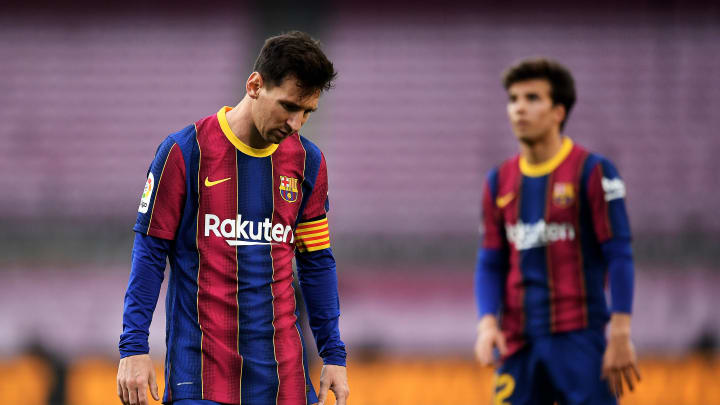 Heartbreak for La Blaugrana