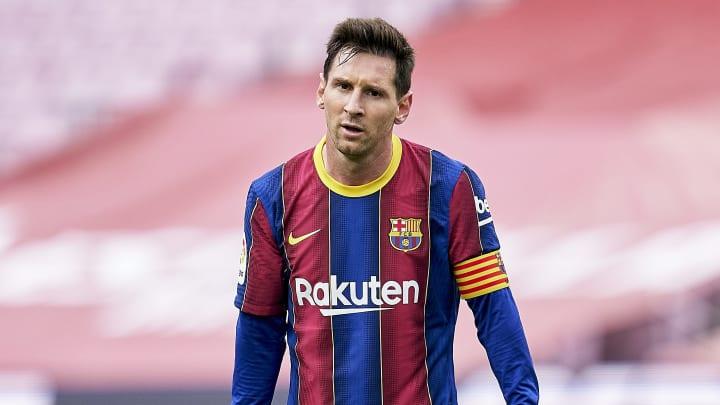 Messi's burofax has been revealed