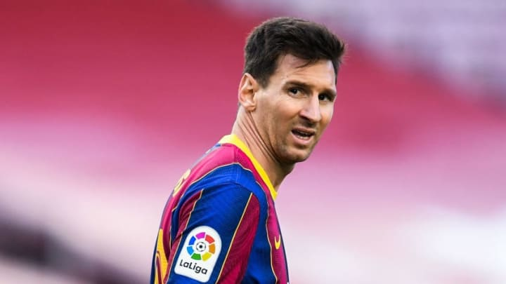 Lionel Messi will not re-sign for Barcelona
