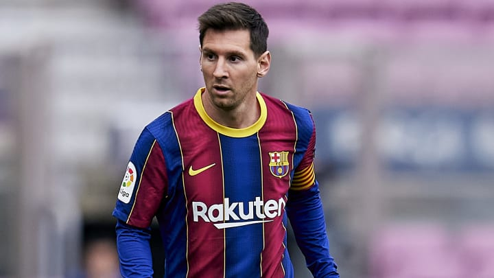 Joan Laporta is confident about keeping Lionel Messi