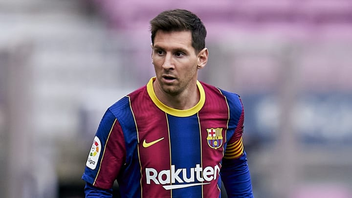 Barcelona news: Lionel Messi set for new contract
