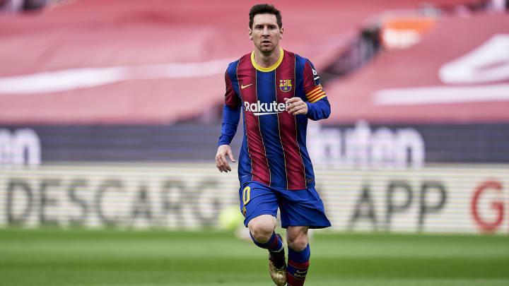 Soll kurz vor seiner Unterschrift unter einen neuen Vertrag beim FC Barcelona stehen: Superstar Lionel Messi
