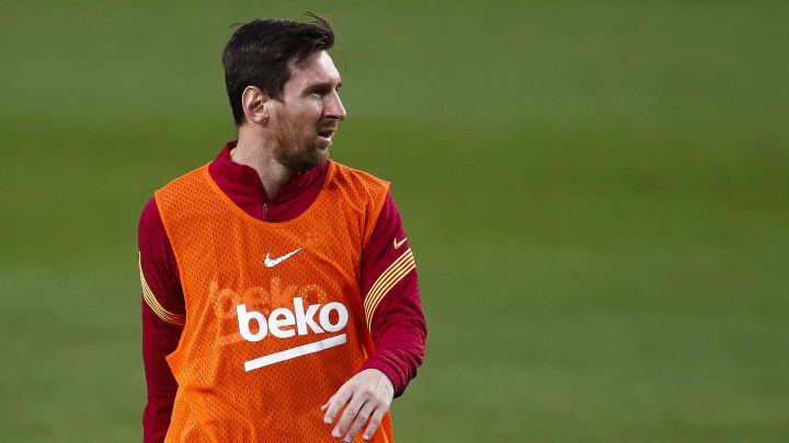 Messi has voiced his frustrations about the Barcelona situation