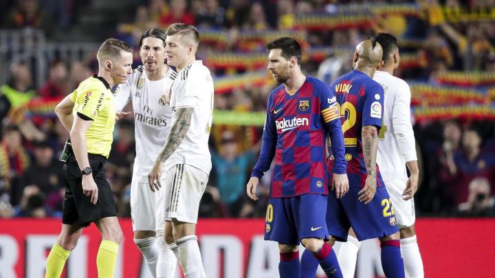 Barcelona y Real Madrid son los dos equipos con más seguidores