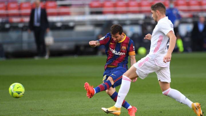 Lionel Messi, Federico Valverde