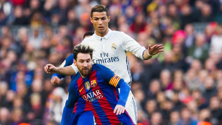 Lionel Messi, Cristiano Ronaldo, Mateo Kovacic, Luka Modric