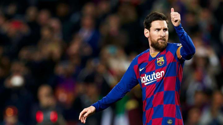 Lionel es el máximo anotador en la historia del Barca