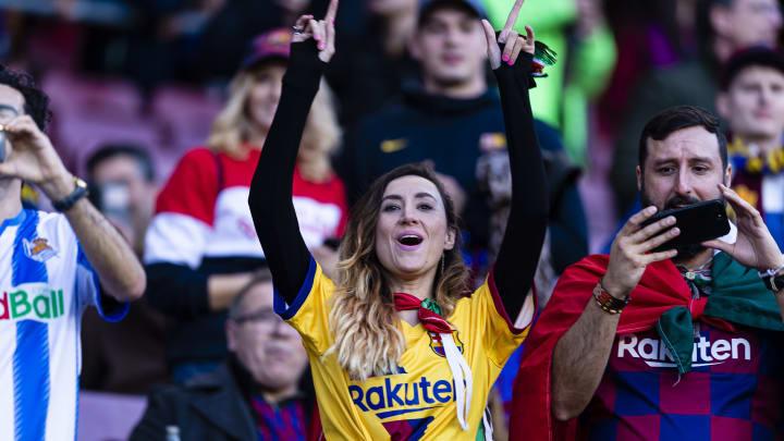 Bald schon wieder Realität in Spanien? Fans im Stadion
