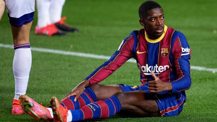 Ousmane Dembélé entre dans sa meilleure période au Barça.