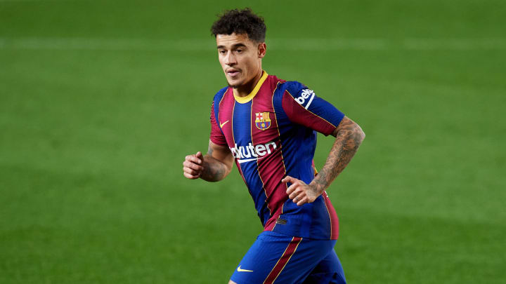 Leicester are tracking Philippe Coutinho