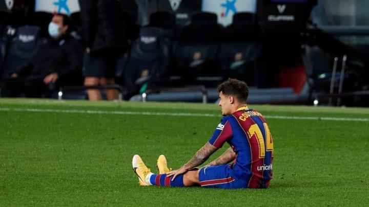 Philippe Coutinho Barcelona Olympique de Marselha Ligue 1