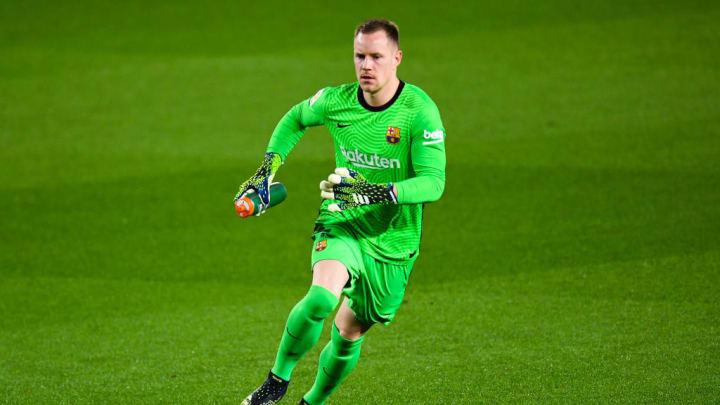 Bei Barça gesetzt und gefeiert, will Marc-André ter Stegen auch im DFB-Team zur Nummer eins werden