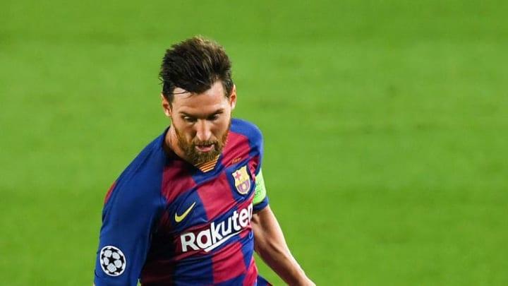 Messi es el mejor jugador del FIFA 20.