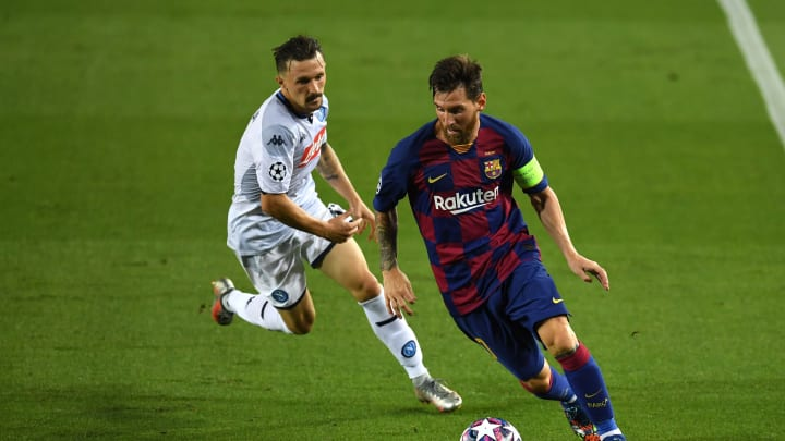 Time Is Against Lionel Messi & Barcelona