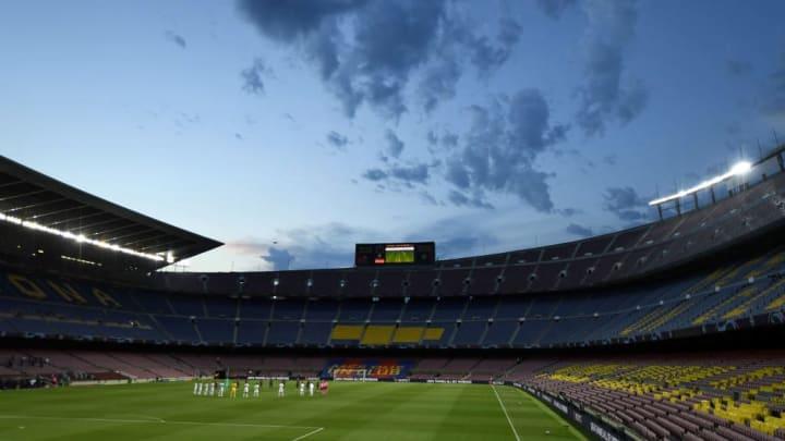 FC Barcelona LaLiga Camp Nou