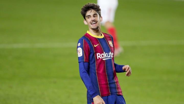 Trincao könnte Barca schon wieder verlassen