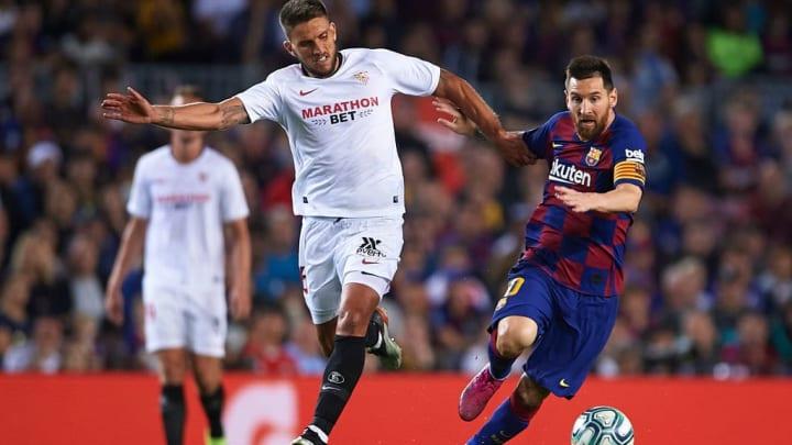 Lionel Messi, Daniel Carrico