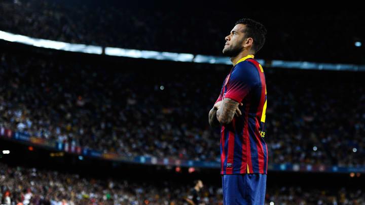 Dani Alves se paie de nouveau l'ancienne direction du Barça
