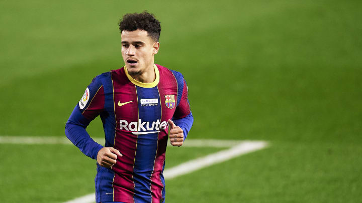 Coutinho's injury means he is a doubt for the Copa America
