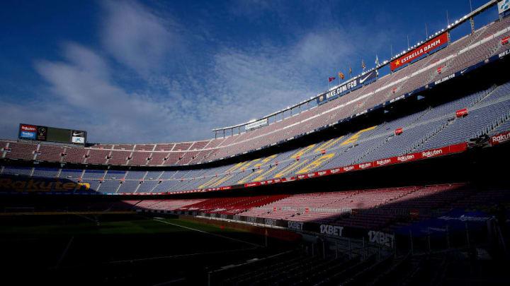 FC Barcelona v Valencia CF - La Liga Santander