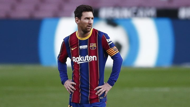 Lionel Messi has agreed a new contract with Barcelona but it comes with a massive pay cut