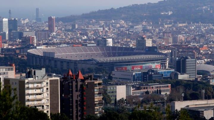 LaLiga Camp Nou Barcelona