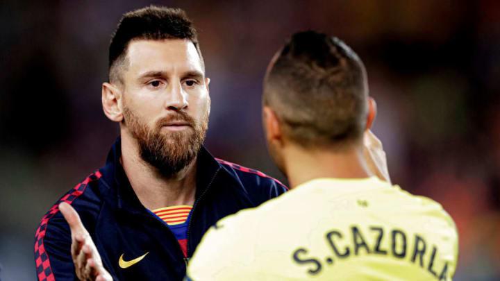 Messi y Cazorla han sido dos magos de esta Liga