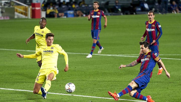 Villarreal e Barcelona se enfrentam pela 32ª rodada da LaLiga.