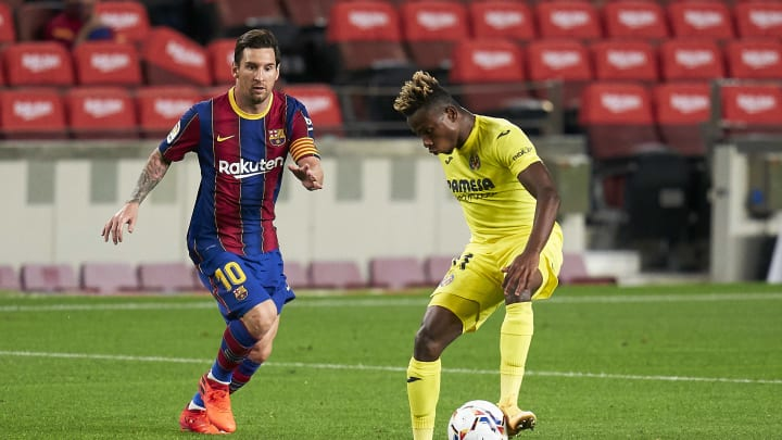 Messi will mit Barça im Titelrennen wichtige drei Punkte einfahren