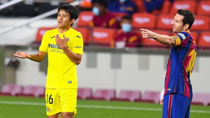 FC Barcelona 4-0 Villarreal CF: Player Ratings as Ronald Koeman's Barça Reign Gets Underway