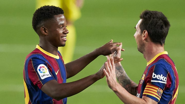 Fifa 21 Ratings Fc Barcelona These Are The New Values Of The Barca Stars Pledge Times